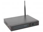 Комплект видеонаблюдения ORIENT NVR+4IPC,  720p Wi-Fi Беспроводной 9-канальный сетевой регистратор 720p (1280x720@25fps со звуком,  H. 264,  ONVIF 2. 4,  HD