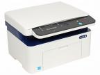 МФУ Xerox WorkCentre 3025BI (A4, лазерный принтер/ сканер/ копир, 20 стр/ мин, до 15K стр/ мес, 128MB, GDI, USB, Wi-Fi)