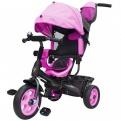 Велосипед трехколёсный RT Galaxy Лучик VIVAT розовый