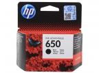 Картридж HP CZ101AE (№ 650) черный,  DJ IA 2615,  360стр