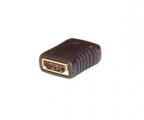 Переходник ORIENT C496, HDMI F/ F, (мама-мама)
