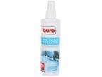 Спрей BURO BU-Suni универсальный , для очистки компьютерной техники, 250мл