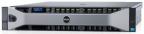 Сервер Dell PowerEdge R730 Base8x3.5, NO (CPU/ Mem/ HDD), H730p/ 2GB NV, DVDRW, 4x1GbE, iDRAC8 Ent, (1)x 750W (up to 2), Bezel/ Rails/ CMA, 3y PS NBD