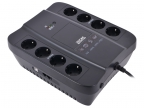 ИБП Powercom SPD-650U Spider 650VA/ 390W USB,AVR,RJ11,RJ45 (4+4 EURO)