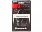 Гарнитура для проводных и DECT телефонов Panasonic RP-TCA430E-S Silver