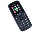 """Мобильный телефон Philips E109 Black 1. 77"""" (128 x 160)/ DualSim"""