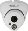 "IP-камера Falcon Eye FE-IPC-DL200P 2 мегапиксельная уличная купольная,  H. 264,  протокол ONVIF,  разрешение 1080P,  матрица 1/ 2. 8"" SONY 2. 43 Mega pixels C"
