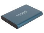 Внешний твердотельный накопитель SSD 500GB Samsung T5 (Up to 540Mb/ s,  USB 3. 1 Type-C) (MU-PA500B/ WW)