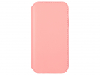 Чехол-книжка для iPhone X Apple Leather Folio Pink флип,  кожа