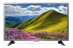 "Телевизор LG 32LJ600U LED 32"" Silver, Smart TV, 16:9, 1366х768, USB, HDMI, Wi-Fi, RJ-45, DVB-T2, C, S2"