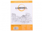 Плёнка для ламинирования Lamirel A4 (LA-78660) 216x303 мм,  125 мкм,  глянцевая,  100 шт.