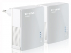 Адаптер TP-LINK TL-PA4010KIT AV500 Nano Powerline Ethernet Adapter,  Ultra Compact Size,  500Mbps Powerline Datarate,   10/ 100Mbps Fast Ethernet