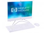 "Моноблок HP 22 22-c0031ur 4GS83EA i5-8250U (1.6GHz)/ 8Gb/ 1TB/ DVDRW/ 21.5"" (1920x1080)/ GT MX110 2GB/ WiFi/ KB+mouse/ DOS/ Snow White"