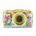 "Фотоаппарат Nikon Coolpix W150 Resort Backpack KIT 13.2 Mp, 1/ 3.1"" /  max 4160x3120 /  3x zoom /  экран 2.7"" /  водонепроницаемый 10 метров /  177 г"