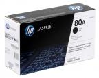 Картридж HP CF280A (80A) LJ Pro 400 M401/ Pro 400 MFP M425, черный (2700 стр)