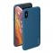 Чехол Deppa Gel Color Case для Apple iPhone X/XS, синий