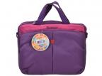 """Сумка для ноутбука Continent CC-010 Purple до 10,2"""" (полиэстер, Purple, 31 х 26 х 4 см)"""