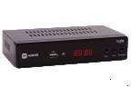 Цифровой телевизионный DVB-T2 ресивер HARPER HDT2-5050 с функцией FHD медиаплеера