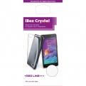 Чехол-накладка для LG Magna iBox Crystal клип-кейс, силикон