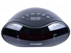 Радиобудильник Hyundai H-RCL160 чёрный