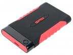 """Внешний жесткий диск 2.5"""" USB3.0 2 Tb Silicon Power A15 Armor SP020TBPHDA15S3L черный/ красный"""