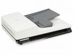Сканер HP ScanJet Pro 2500 f1 (L2747A) планшетный, А4, ADF, дуплекс, 20стр/ мин, 1200dpi, 24bit, USB