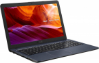 """Ноутбук ASUS X543UA-DM1540T Core i3 7020U (2.3) /  4Gb /  500Gb /  15.6"""" FHD TN /  HD Graphics 610 /  Win 10 Home /  Gray"""