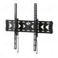 "Кронштейн Kromax FLAT-4 Black LCD/ LED тв 22""-65"",  настенный,  1 ст. свободы,  VESA 400x400 мм,  от стены 42 мм,  max 55 кг"