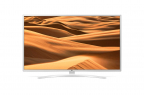 "Телевизор LG 49UM7490 LED 49"" White, 16:9, 3840x2160, Smart TV, 3xHDMI, 2xUSB, AV, RJ-45, Wi-Fi, DVB-T, T2, S, S2, C"