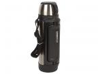 Термос универсальный Tiger MHK-A200 XC,  2 л (нержавеющая сталь,  цвет серебристый,  горловина 7см,  крышка-кружка + пиала,  складные пластиковые ручки,  ре