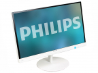 "Монитор Philips 224E5QSW/ 00(01) 22"" White 1920x1080/ AН-IPS/ 75Hz/ 6ms/ VGA (D-Sub), DVI, VESA"
