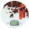 Весы кухонные электронные Polaris PKS 0834DG макс.вес:8кг белый/специи