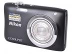 "Фотоаппарат Nikon Coolpix A100 Black (20.1Mp, 5x zoom, SD, USB, 2.6"")"