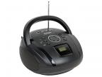 Аудиомагнитола BBK BS08BT Черный,  4 Вт,  FM,  Bluetooth,  Цифровой тюнер,  MicroSD