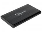 """Внешний корпус 2. 5"""" Gembird EE2-U2S-5,  черный,  USB 2. 0,  SATA"""