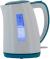Чайник электрический Polaris PWK 1790СL белый/синий