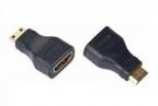 Переходник ORIENT C394, HDMI F - mini HDMI M