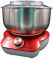 Миксер стационарный First FA-5259-2-RE, 800Вт. тестомес, красный