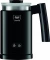 Вспениватель молока Melitta Cremio 2,  чаша 250 мл,  металл-пластик,  черный