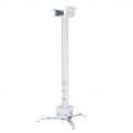 Кронштейн для проекторов VLK TRENTO-85w Белый потолочный,  наклонно-поворотный,  до 15 кг