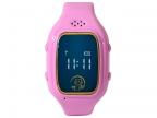 """Умные часы детские GiNZZU GZ-511 pink,  0. 66"""",  micro-SIM,  GPS/ LBS/ WiFi-геолокация,  датчик снятия с руки"""