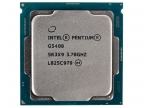 Процессор Intel Pentium Gold G5400 OEM TPD 54W,  2/ 4,  Base 3. 7GHz,  4Mb,  LGA1151 (Coffee Lake)