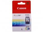 Картридж Canon CL-513 для PIXMA MP260. Повышенной ёмкости. Цветной. 350 страниц.