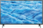 "Телевизор LG 60UM7100 LED 60"" Black, Smart TV, 16:9, 3840x2160, USB, HDMI, AV, Wi-Fi, RJ-45, DVB-T, T2, C, S, S2"