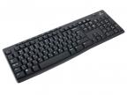 Беспроводная клавиатура Logitech Wireless Keyboard K270 920-003757 Black USB 104 клавиши + 6