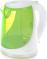 Чайник First FA-5427-8-GN белый/зеленый