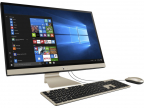 "Моноблок ASUS V241FAK-WA082T Core i3-8145U 2.1GHz /  8GB /  1TB /  23.8"" FHD /  UHD Graphics 620 /  Win 10 Home /  White/ Silver"