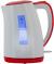 Чайник электрический Polaris PWK 1790СL белый/красный