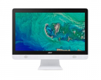 Моноблок Acer Aspire C20-820 (DQ.BC4ER.003) White /  Celeron J3060 1.6GHz /  4GB /  500GB /  Intel HD Graphics 400 /  DVD±RW /  Linux