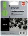 Картридж CACTUS CS-PGI425BK для Canon PIXMA iP4840; MG5140/ 5240/ 6140/ 8140; MX884, черный